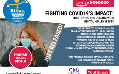 Fighting COVID19's impact: Identifying and dealing with mental health issues