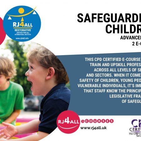 Safeguarding children advanced Level 2 e-course